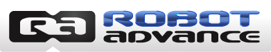 logo robot advance