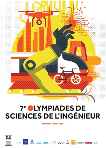 affiche olympiades si